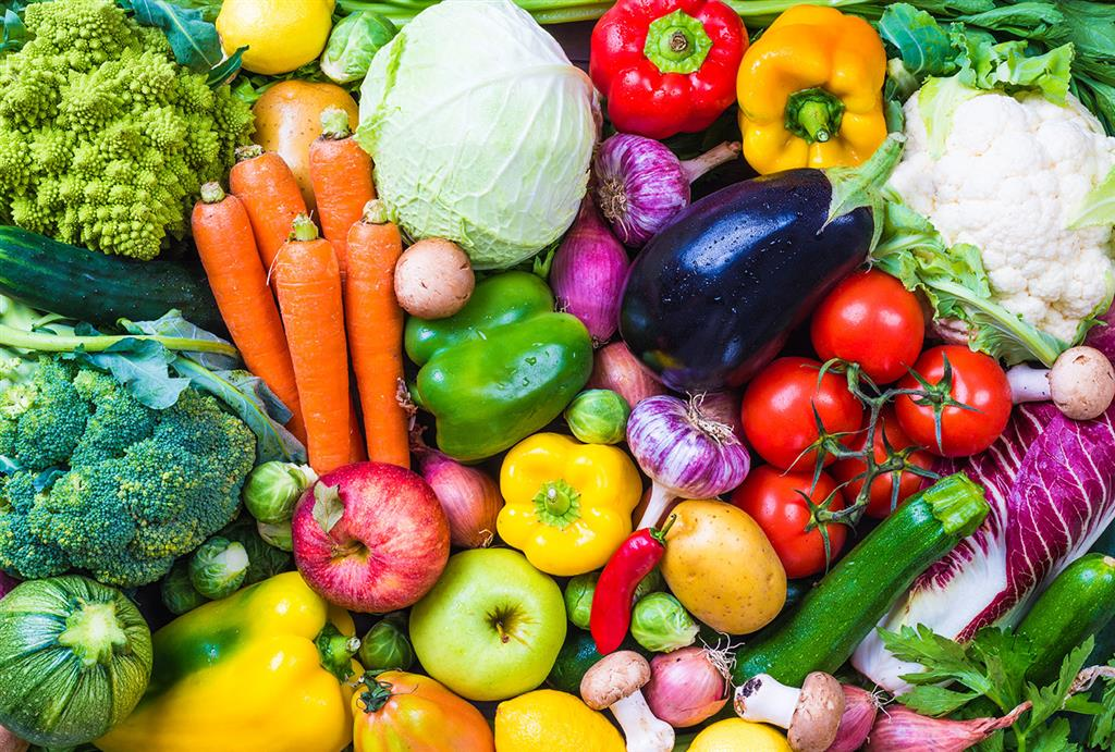 Seasonal Guide To British Fruit And Vegetables Countryside Online