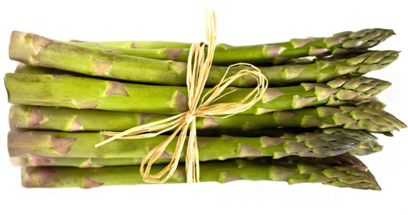 Find out how soil can change the taste of asparagus