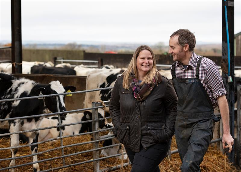 Milk on tap: The Cotswolds dairy farmers supplying vending machine milk