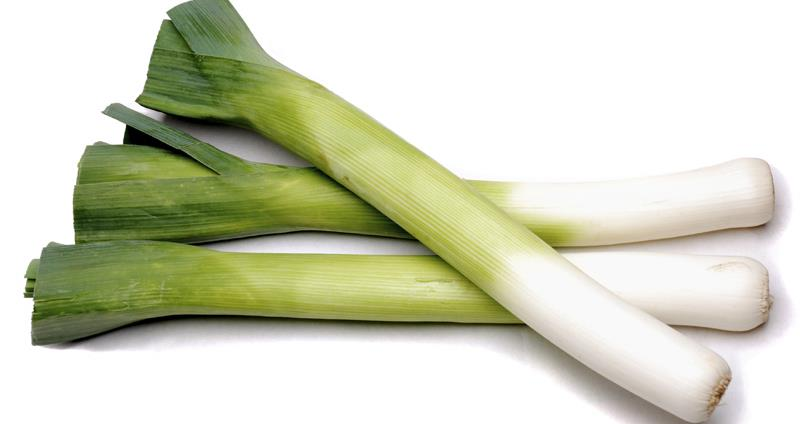 The challenges of growing leeks