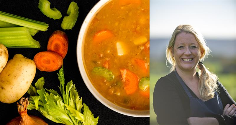 Miranda Gore Browne: Great British food